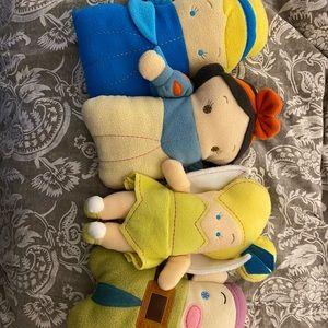 Lot of Disney Pook-A-Looz plush